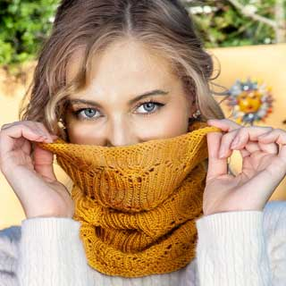 Bells and Cockleshells Cowl