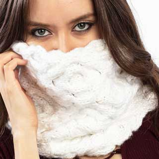 Chance of Snow Cowl