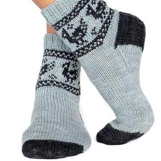 Hen House Socks