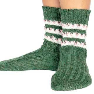 Schlumbergera Socks