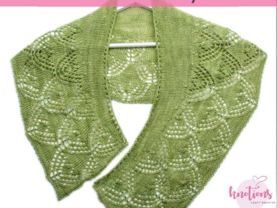 Second Spring Shawl Giveaway