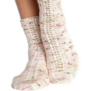Sugar Glazed Socks