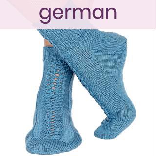Nightowl Socken [German]