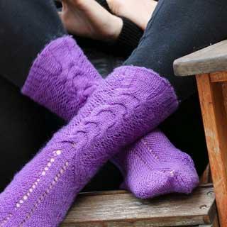 Achillea Socks