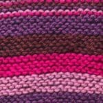 Craft Smarter in the New Year 2019: Color Blending 5 – Garter Stitch