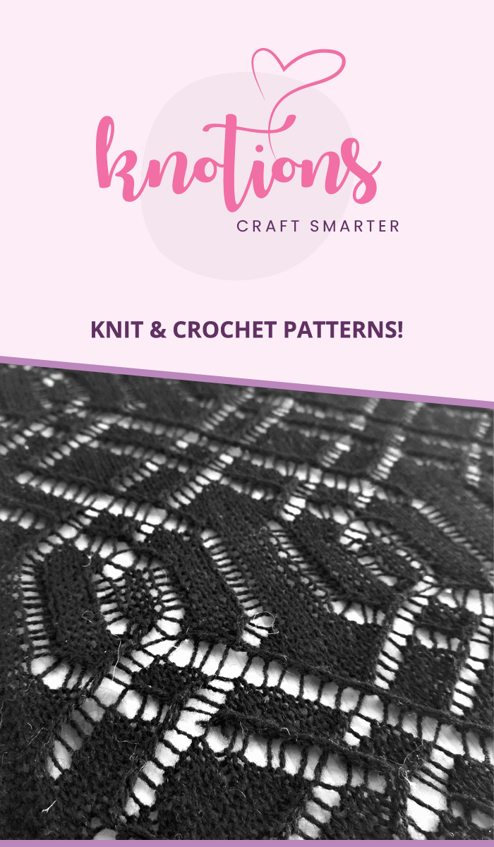 Get a pattern from our archive of almost 500 patterns to your inbox - every day M-F.