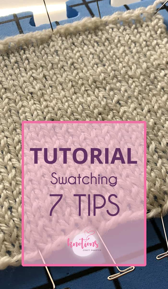 Swatches don't have to lie! Use our great tips for being successful with swatching.